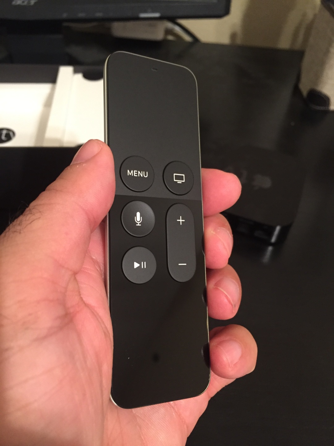 Siri remote for 4th generation Apple TV